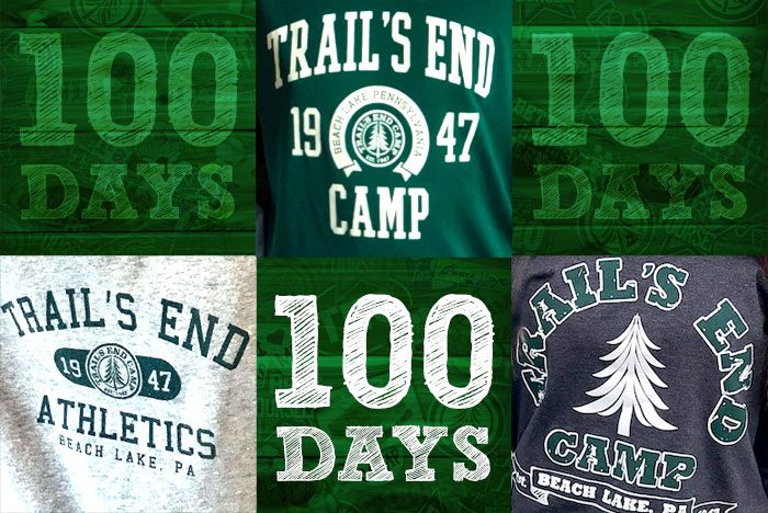 Less Than 100 Days Until Camp