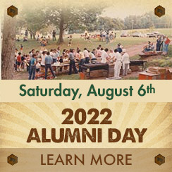 Alumni Day 2019: August 3rd
