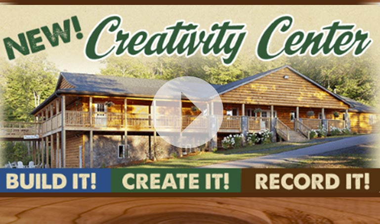 Watch Creativity Center and Arts Video