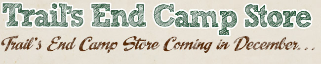 Trail's End Camp Camp Store