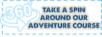 Take a spin around our adventure course